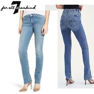 👖7 For All Mankind Soft Kimmie Straight